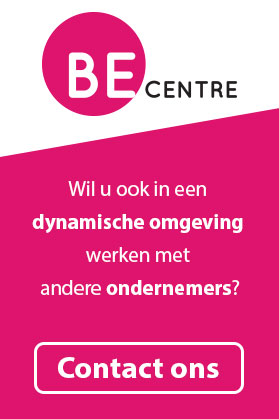 Be Centre uitdaging ondernemers
